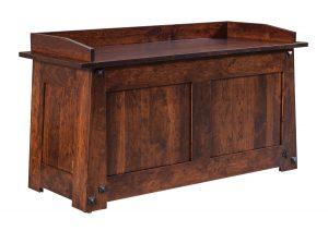 Amish Furniture Encada Blanket Chest
