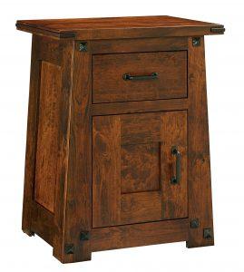 Amish Furniture Encada Nightstand